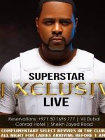 Afrobeats Takeover Presents DJ Xclusive Live