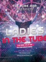 Ladies night at The Tube Bar – Ladies in The Tube