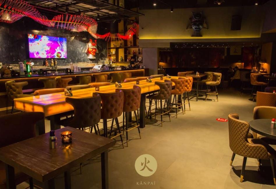 Kanpai Lounge