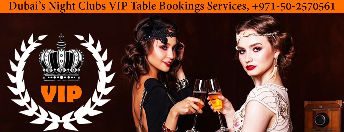 VIP Table Reservation Services